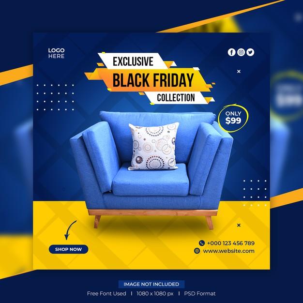 Black Friday Furniture Social, Furniture Black Friday